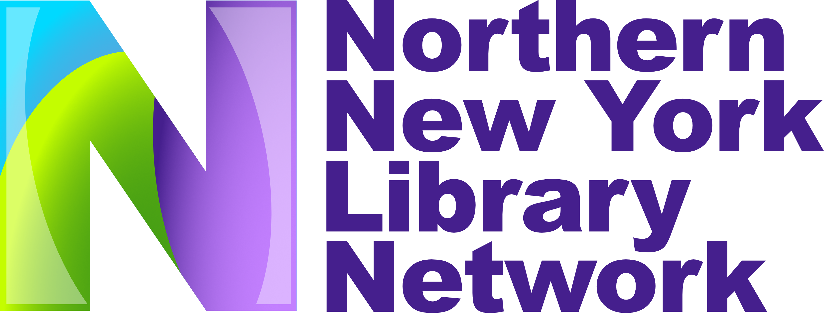 Link to Northern New York Library Network website